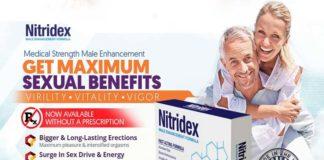 nitridex male enhancement pills