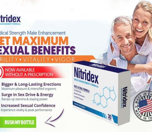 nitridex male enhancement pills