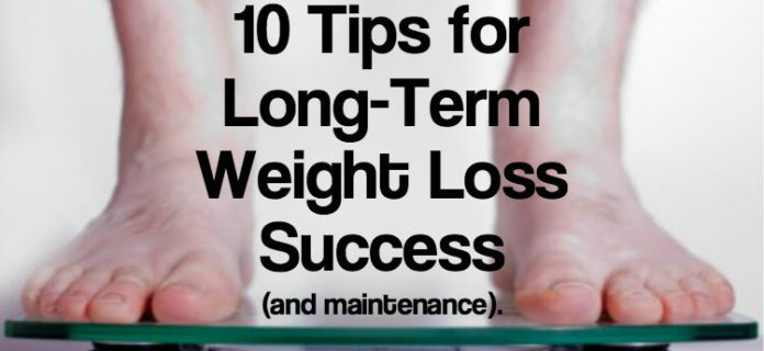 10 tips for weight loss