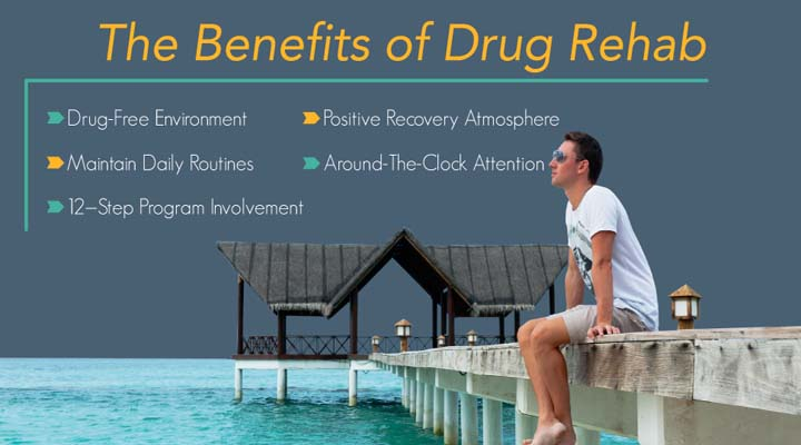benefits of drug rehab