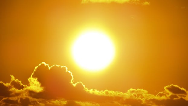 Sun causes many skin diseases
